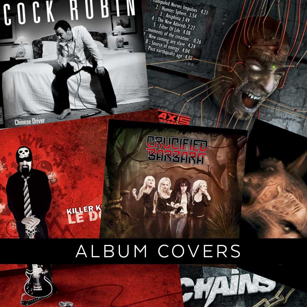More Album Covers