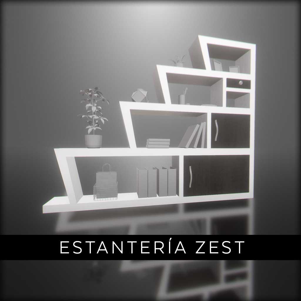 Estantería Zest