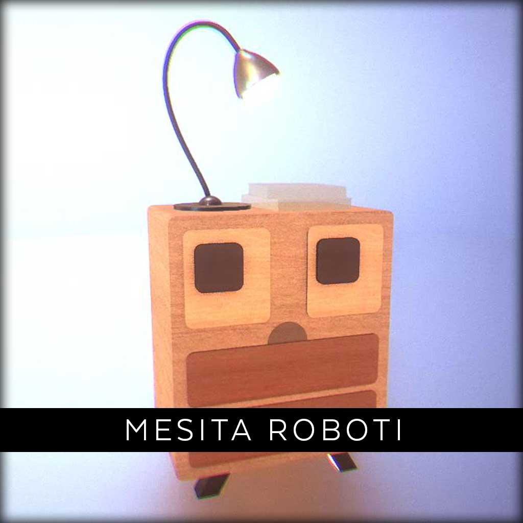 Mesita Roboti
