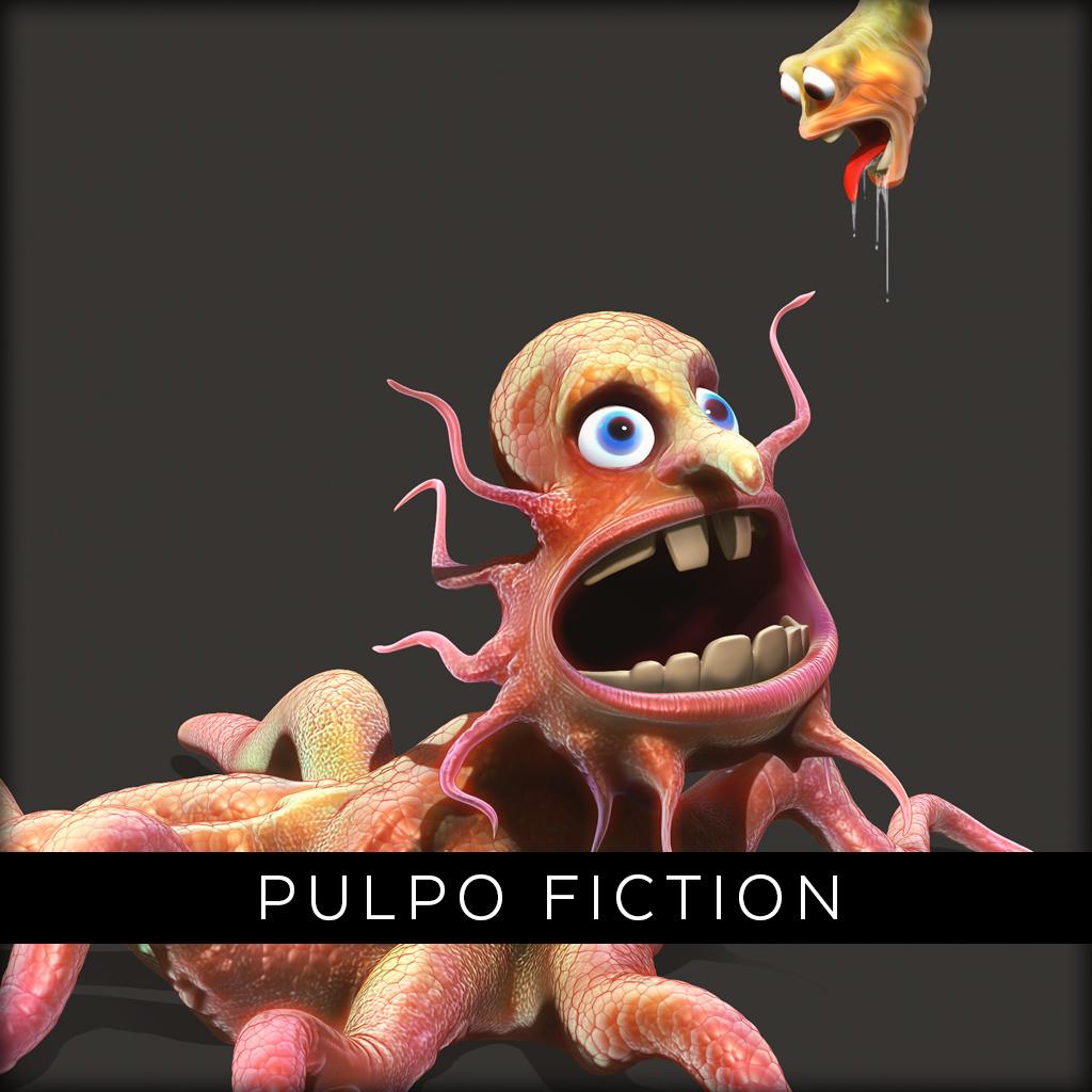 Pulpo Fiction