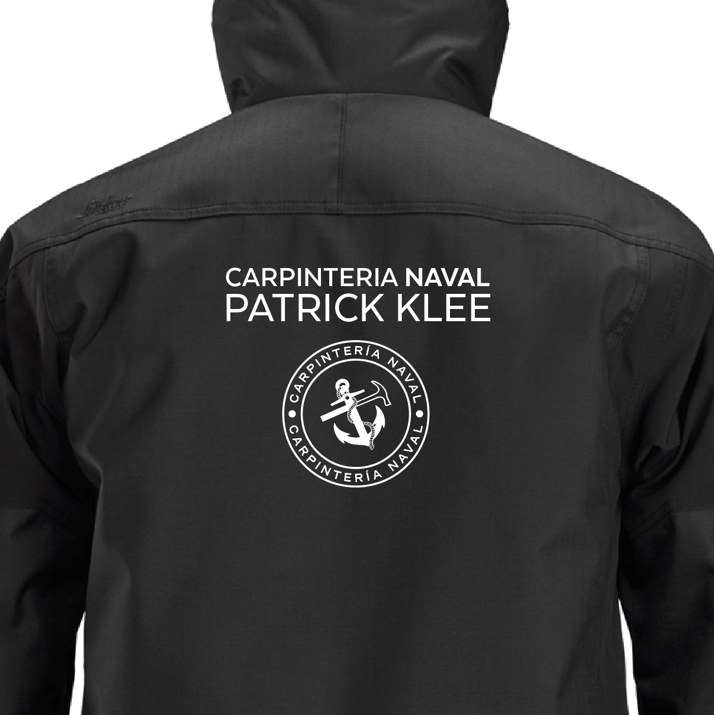 Patrick Klee – Carpintero Naval