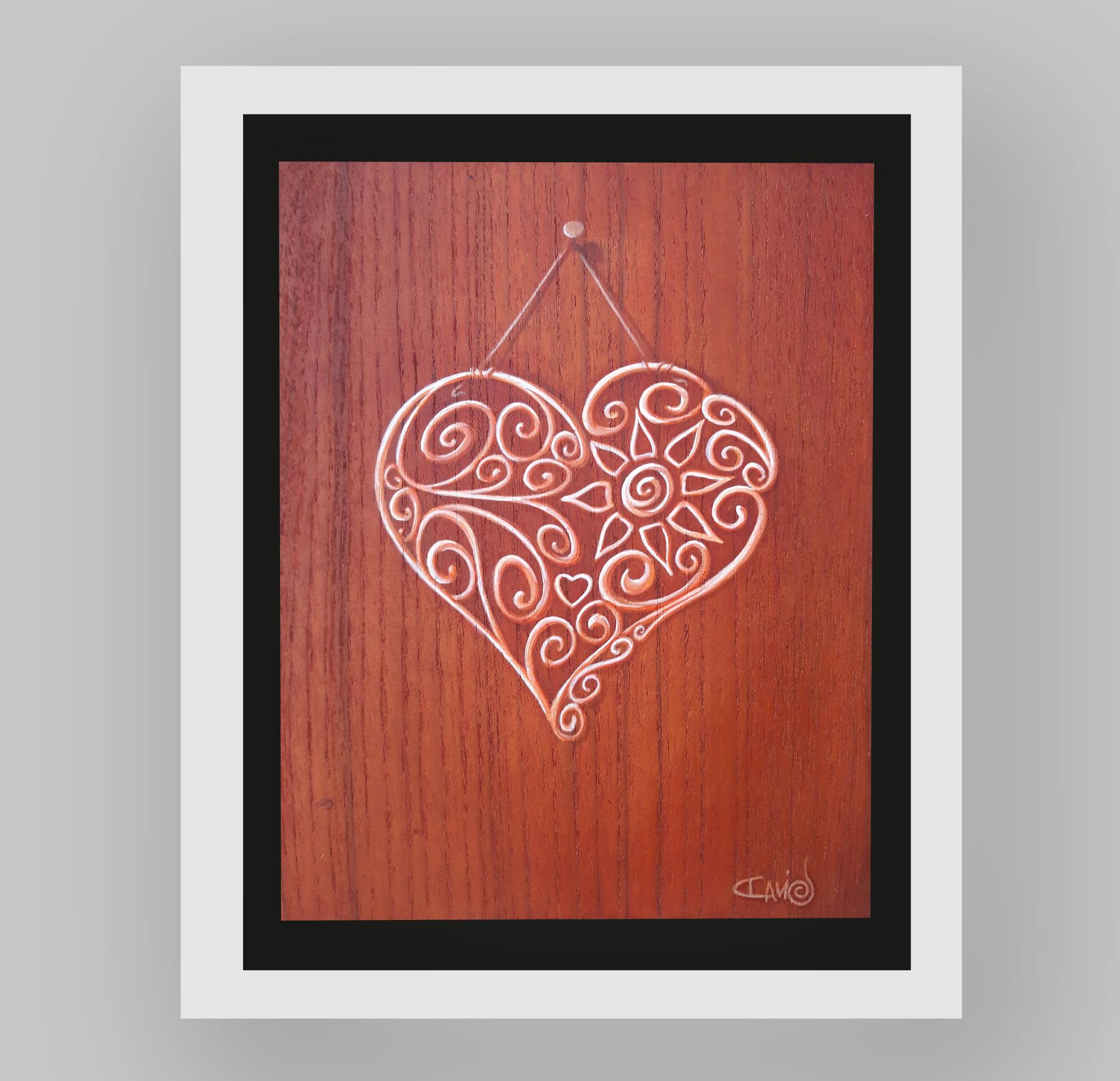 Heart – Acrylic